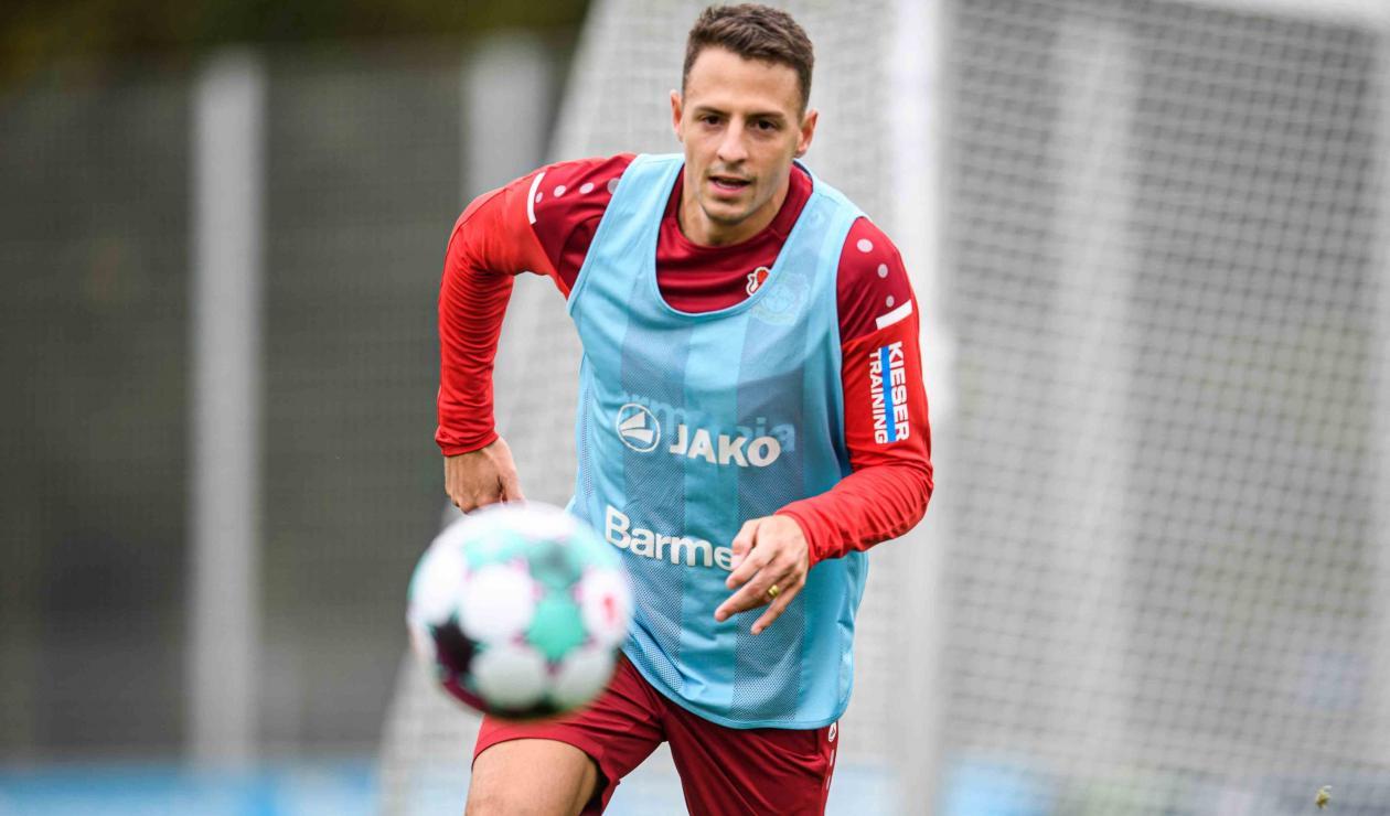 Éxito en cirugía para el jugador Santiago Arias | Nacional | Deportes | EL FRENTE