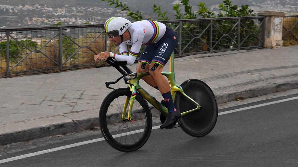 Filippo demuestra su categoría al cronometro | Internacional | Deportes | EL FRENTE