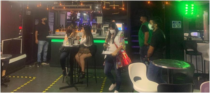 Más de 60 bares reanudaron sus actividades en Bucaramanga | EL FRENTE