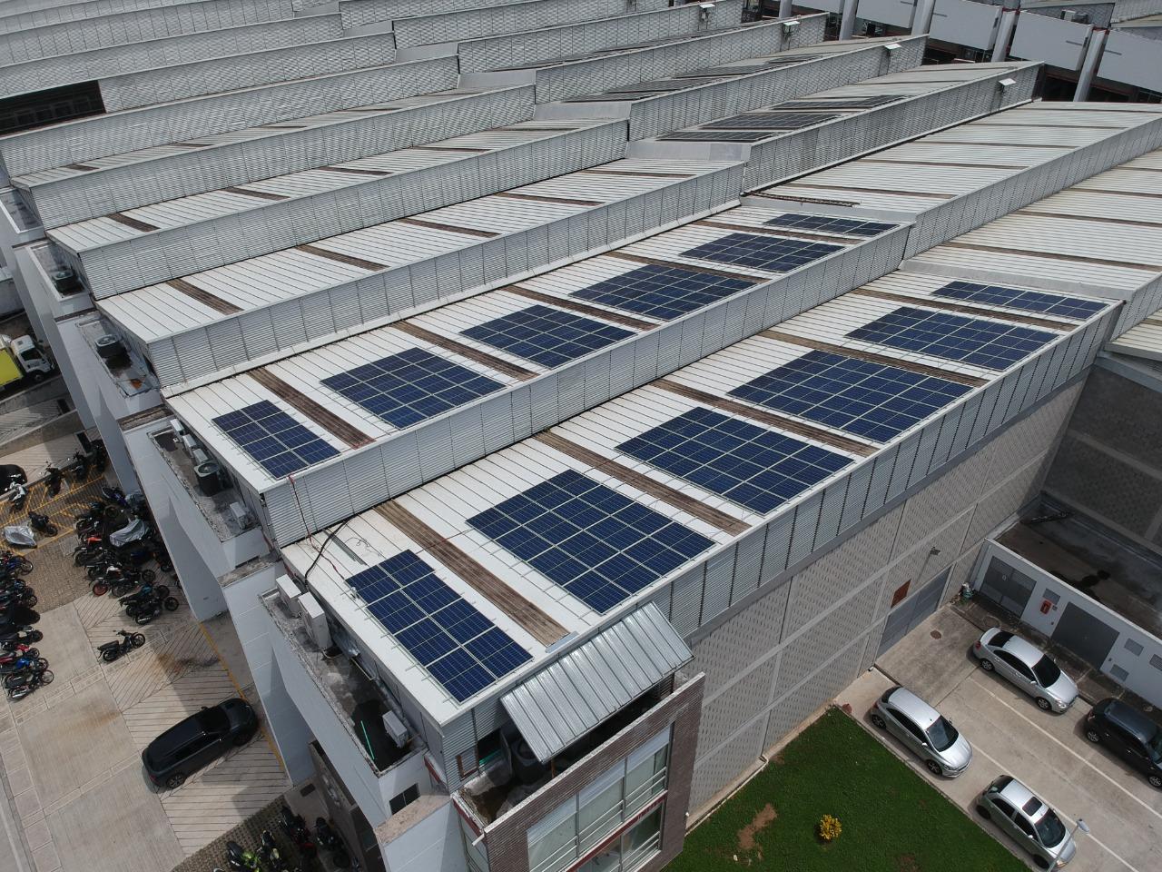 Líneas Hospitalarias instaló 168 paneles solares   Metro   EL FRENTE