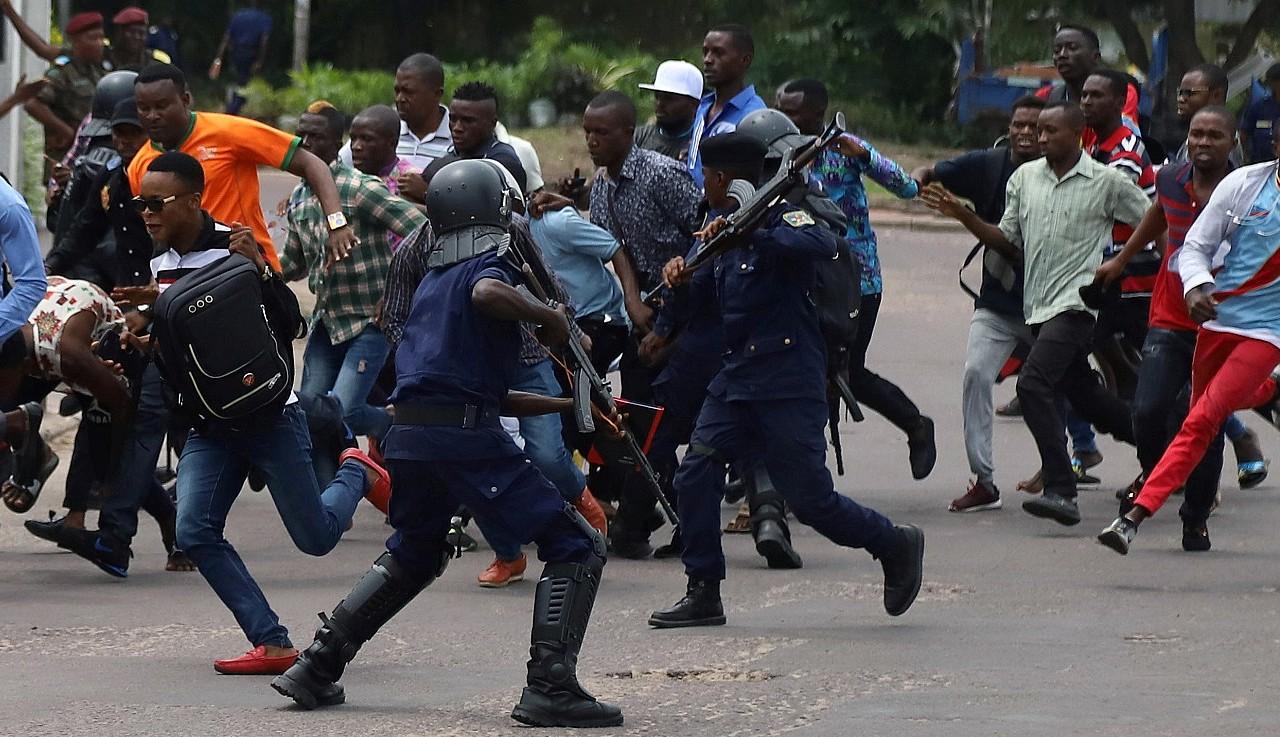 Mortal represión de las fuerzas de seguridad en Nigeria | Mundo | EL FRENTE
