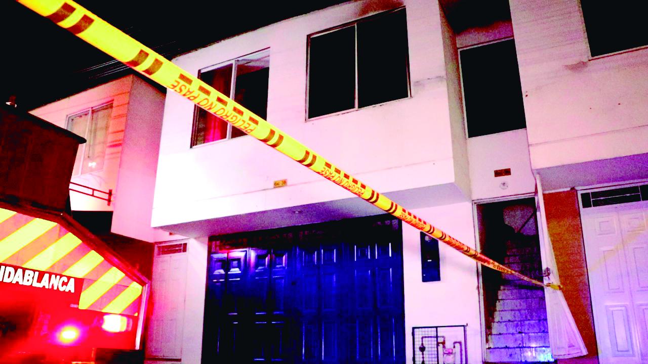 Pirómano gringo deberá responder por feminicidio y homicidio agravado | Local | Justicia | EL FRENTE