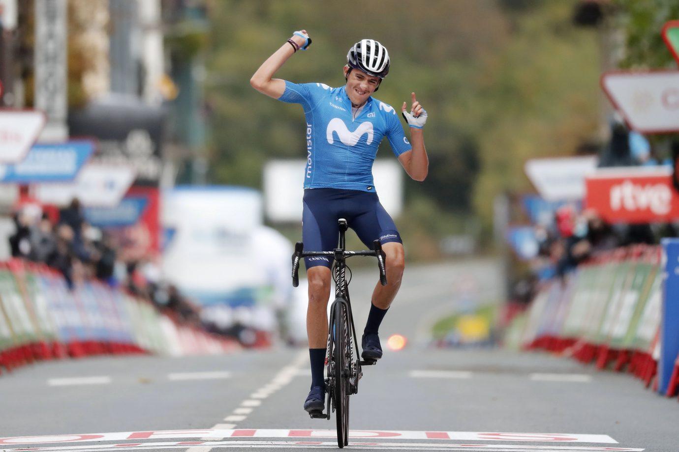 Soler ganó la segunda etapa de la Vuelta a España | Internacional | Deportes | EL FRENTE