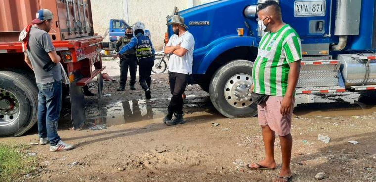 Cotero falleció tras quedar aprisionado entre dos mulas | Nacionales | Colombia | EL FRENTE