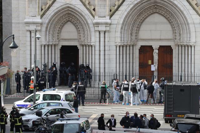 Atentado terrorista en Niza dejó tres muertos | EL FRENTE