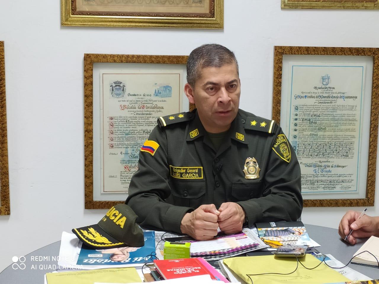 Por segunda vez, General García da positivo para covid-19 | EL FRENTE