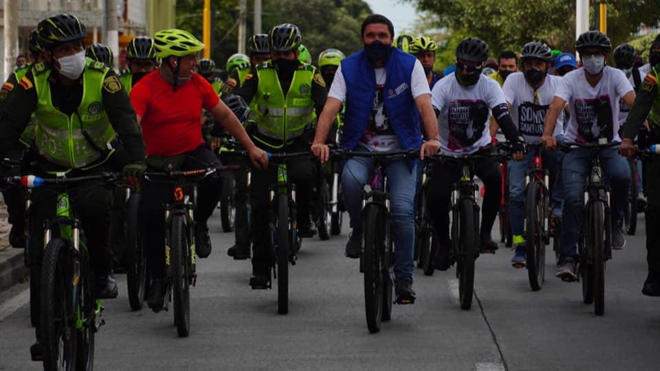 Por Caravana ambientalista, abren investigación al Alcalde de Bucaramanga | EL FRENTE