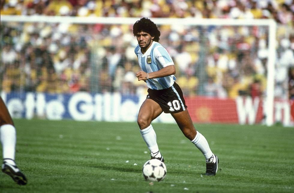 Maradona y las adicciones: más de 30 años haciendo  | EL FRENTE