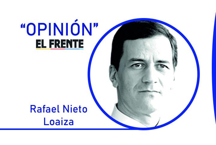La tributaria que se nos viene Por: Rafael Nieto Loaiza | EL FRENTE
