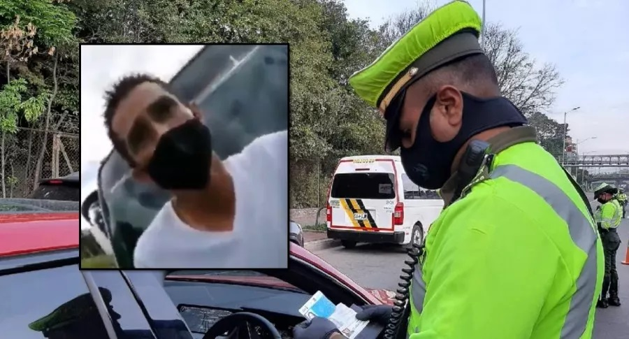Por descarado le clavaron multa y además va a prisión    EL FRENTE