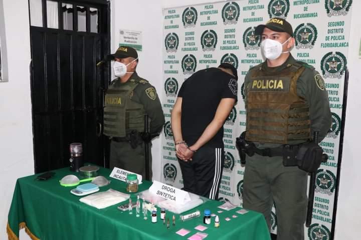 A parte de maltratador de mujeres también era expendedor de droga | EL FRENTE