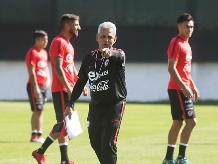Asociación chilena confirmó la salida de Reinaldo Rueda  | Deportes | EL FRENTE
