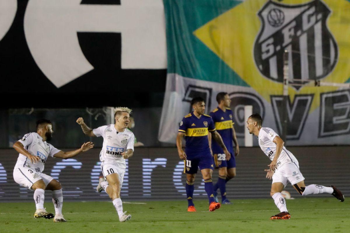 Santos se clasifica a la final de la Copa Libertadores | Deportes | EL FRENTE