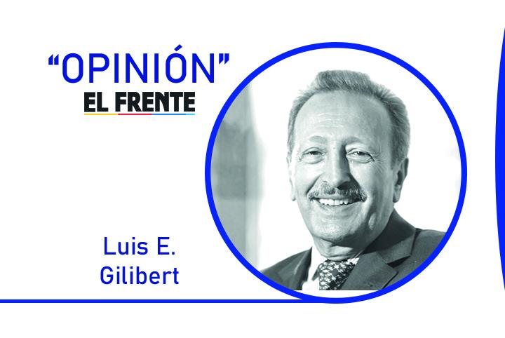 Dilema entre economía y salud Por: Luis E. Gilibert   EL FRENTE
