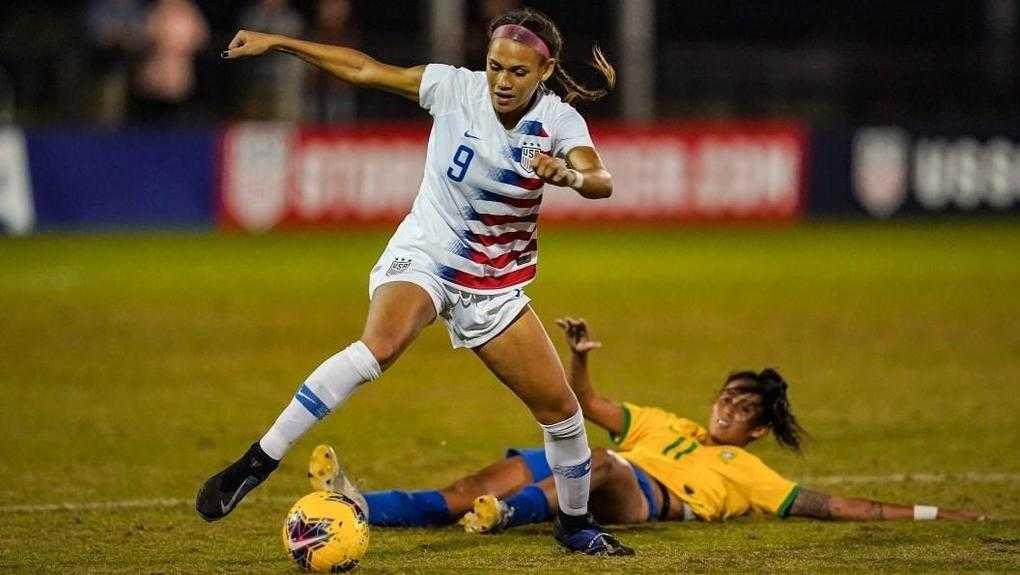 Hija de Rodman debutará como futbolista profesional | Deportes | EL FRENTE