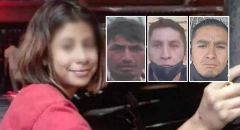 Son los asesinos de la joven Michelle Amaya | EL FRENTE