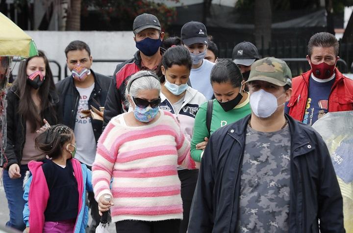 Este viernes subieron cifras Covid en el país. Colombia reportó nuevo récord de contagiados | Nacionales | Colombia | EL FRENTE