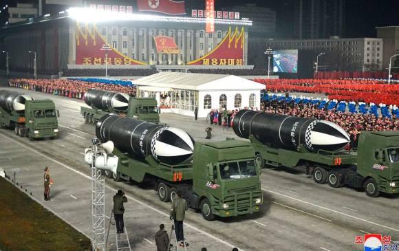 Corea del Norte vuelve a intimidar con misiles | EL FRENTE