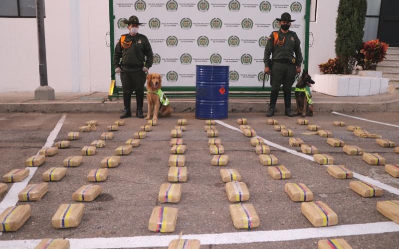 Pillaron 'narcoencomienda' en Girón | Justicia | EL FRENTE