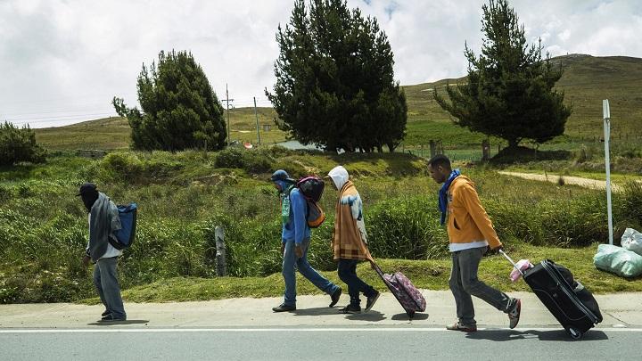 Bajó el ingreso de migrantes a la región. Los Santanderes propondrán plan para regular la migración | Región | Santander | EL FRENTE