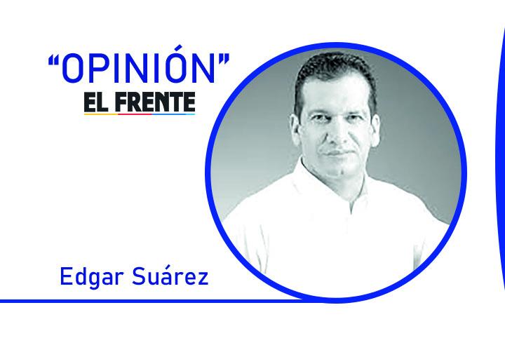 Rueda suelta Por: Edgar Suárez Gutiérrez | EL FRENTE