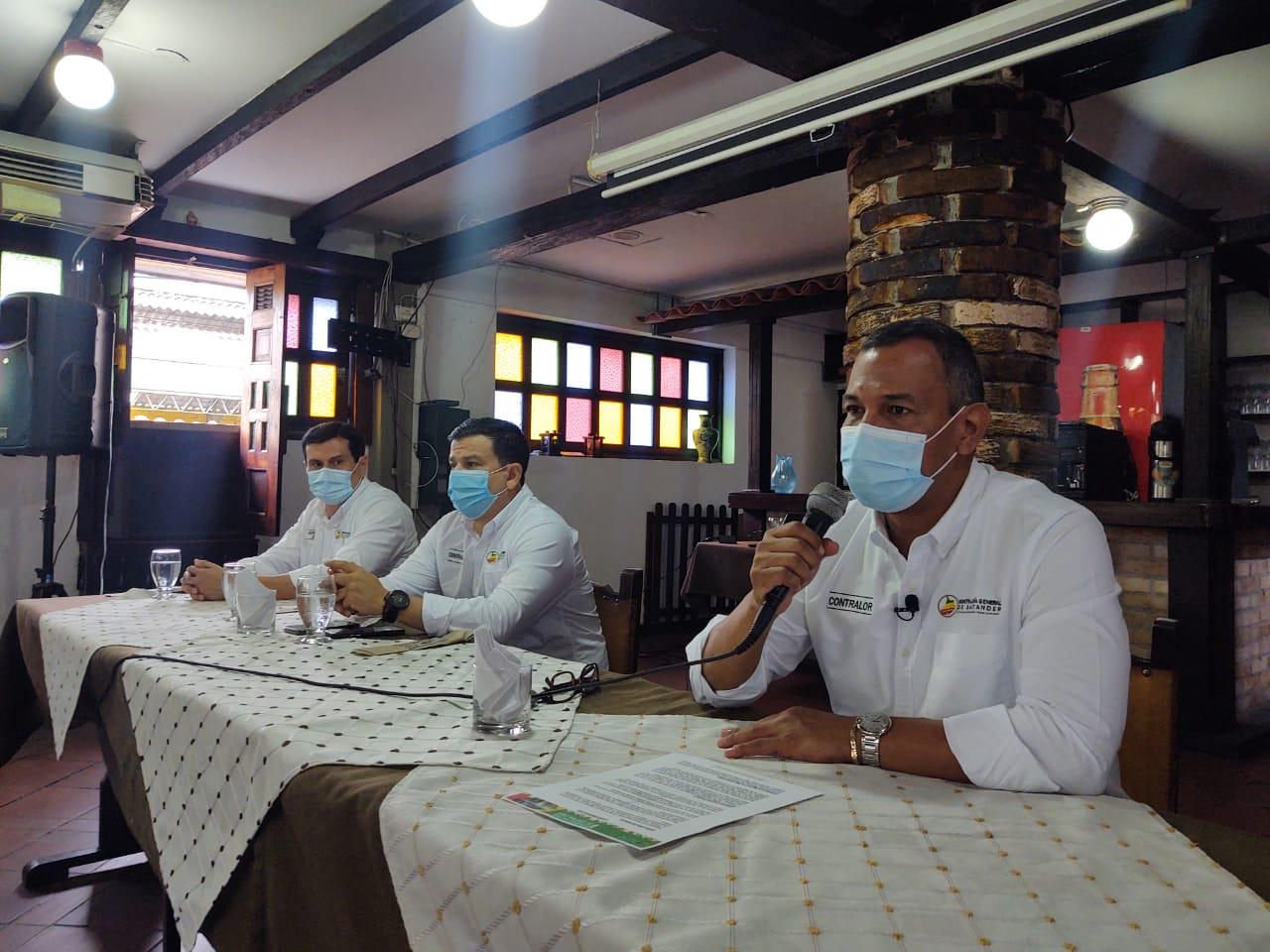 Los más selectos del control fiscal estarán en Bucaramanga | EL FRENTE