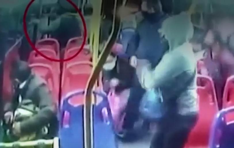 Mataron a pasajero que, desde otro bus, alertó sobre robo en otro bus   EL FRENTE
