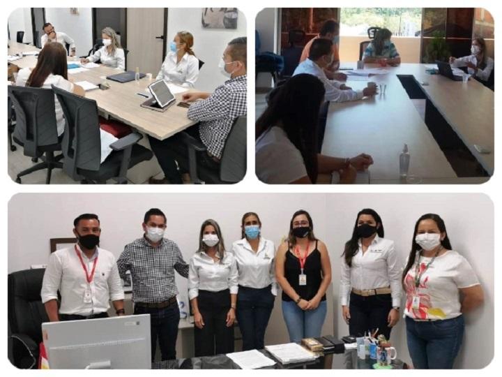 ICA socializó el plan de prevención del HLB de los cítricos con autoridades de Santander | EL FRENTE