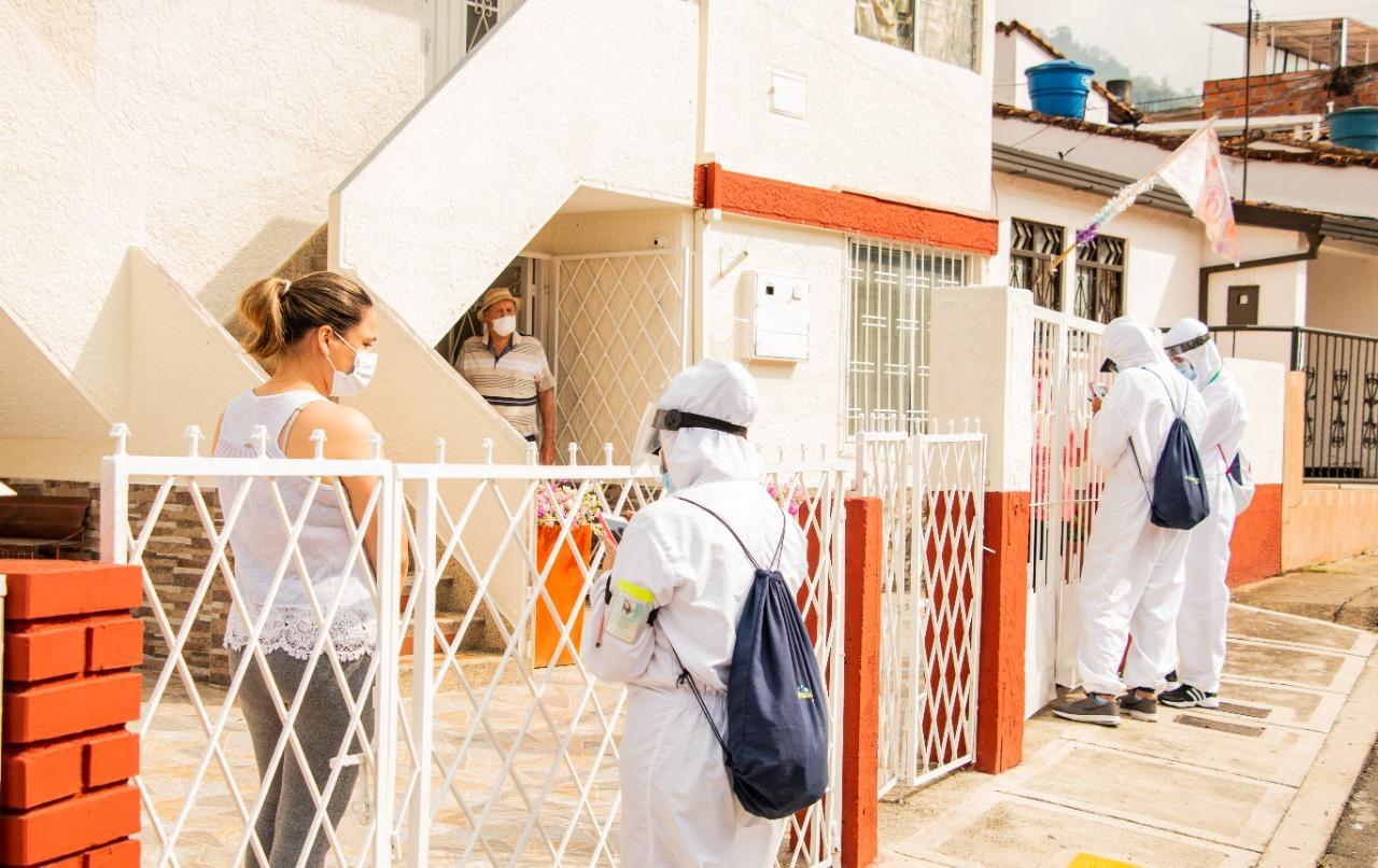 Estrategia PRASS en Floridablanca ya superó las 3.109 pruebas | EL FRENTE