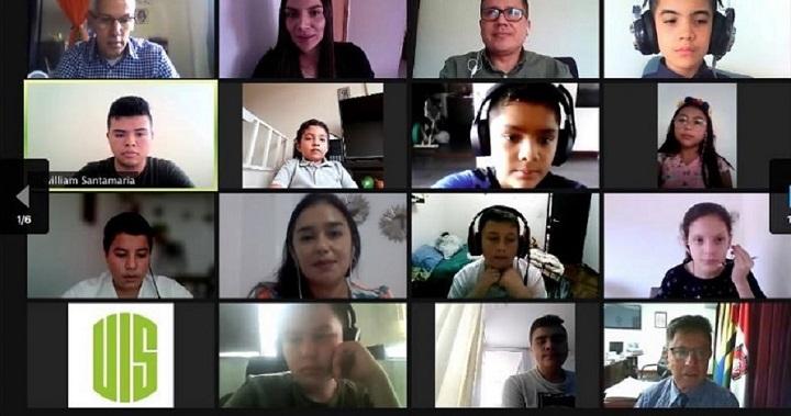 UIS capacita en las Provincias y acompaña a Jóvenes de Barbosa en gobierno estudiantil | EL FRENTE