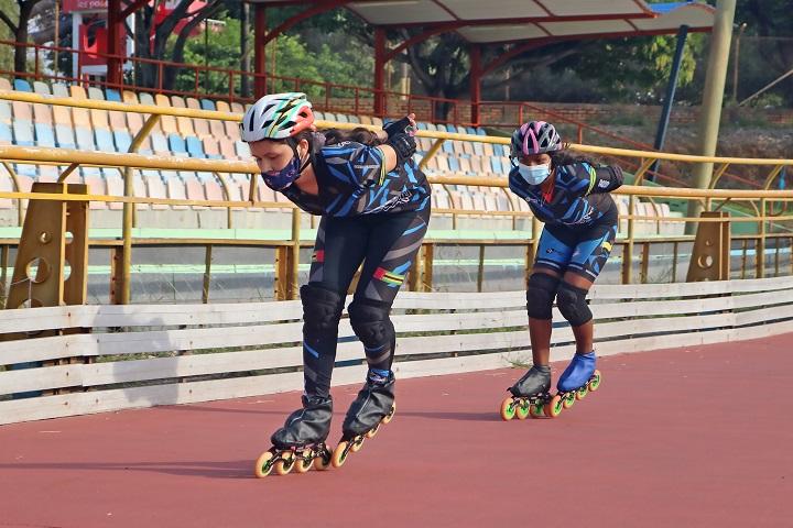 Cuatro clubes de patinaje autorizados en Barrancabermeja para volver a las pistas | EL FRENTE