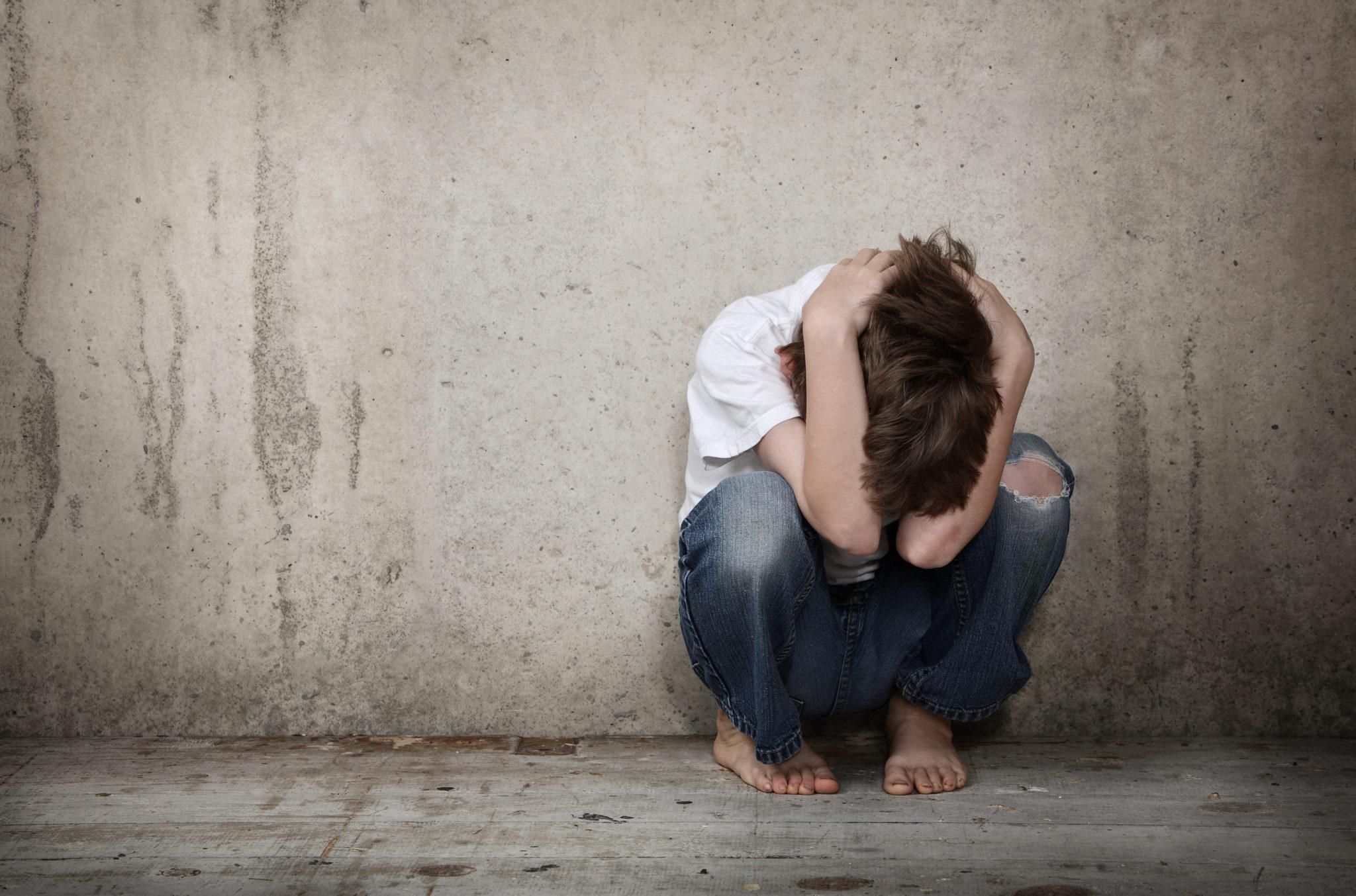 El maltrato llevó a un niño a huir de su casa  | EL FRENTE