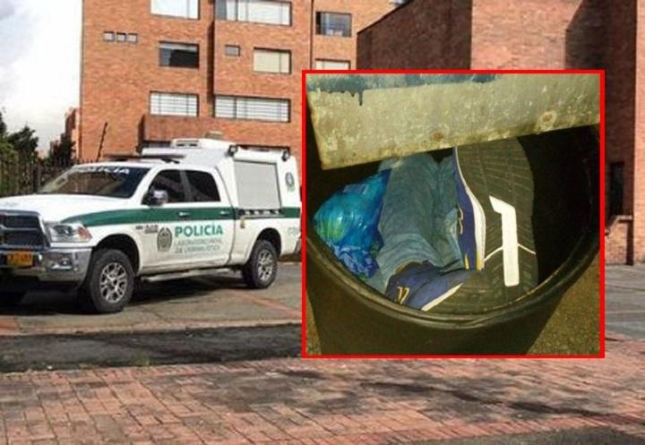 Hallan un cadaver en el bote de la basura de un conjunto residencial | EL FRENTE