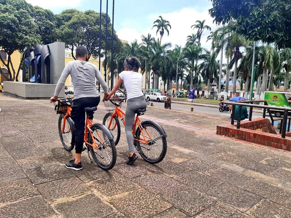 Con tres estaciones más, se reactivará sistema de bicicletas públicas en Bucaramanga | EL FRENTE