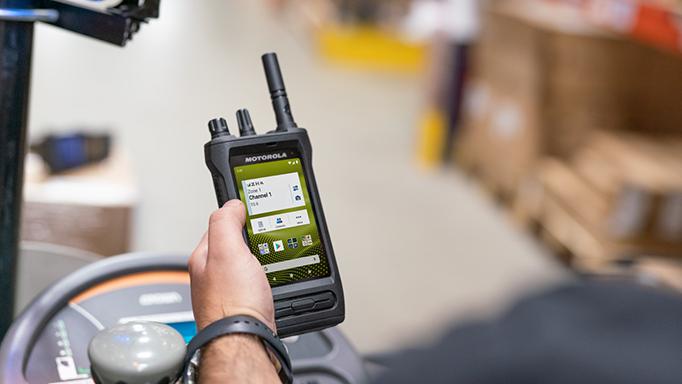 La Nueva Radio Inteligente de Motorola Solutions | EL FRENTE