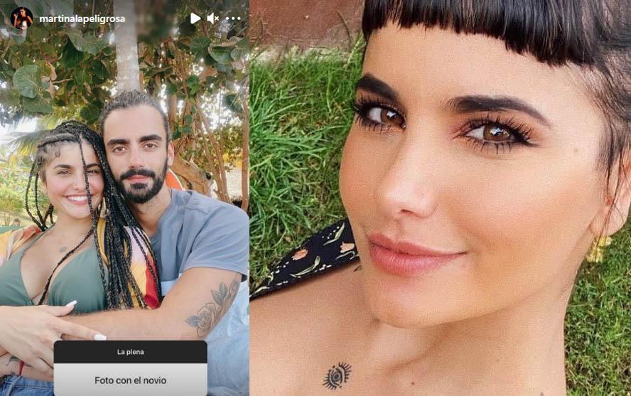 Otro novio a la colección de Martina La Peligrosa | EL FRENTE