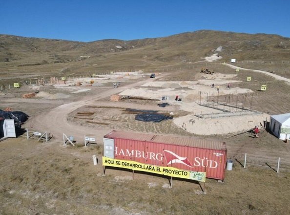 La paradoja de Santurbán: defensor del agua construye megaproyecto en el páramo  | EL FRENTE