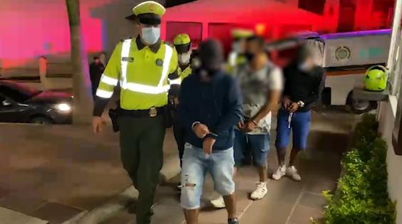 Ladrones fueron atrapados tras saquear una finca | EL FRENTE