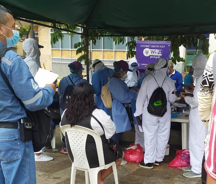 Preocupación en el norte por rechazo a pruebas gratuitas y vacunación contra el Covid 19 | EL FRENTE