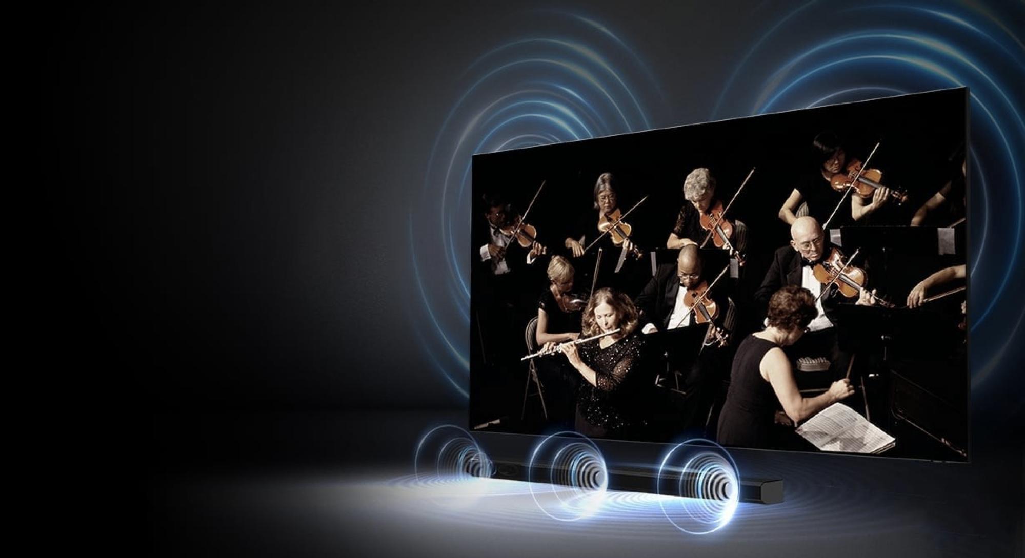 Barras de sonido Samsung... la evolución del sonido inmersivo | EL FRENTE