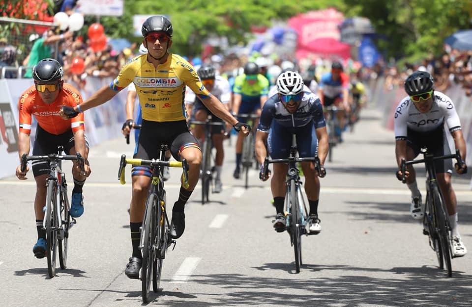 Nelson Soto ganador de la primera etapa en Yopal  | Nacional | Deportes | EL FRENTE