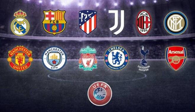 UEFA y FIFA anuncian castigos a participantes de la Superliga | Internacional | Deportes | EL FRENTE