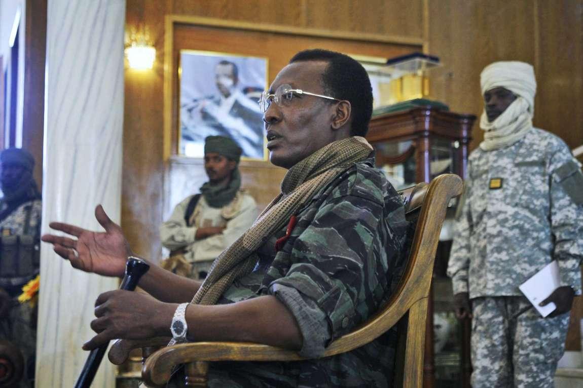 Presidente de Chad murió en combate contra rebeldes | Noticias | Mundo | EL FRENTE