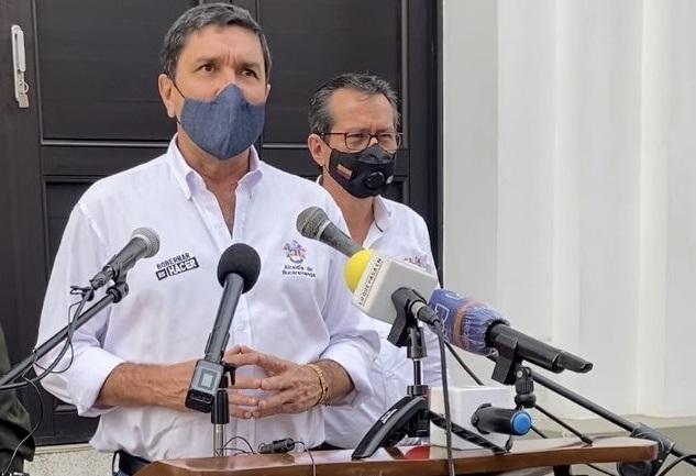 Guerra contra la delincuencia será con armas y con recompensas  | Bucaramanga | Metro | EL FRENTE