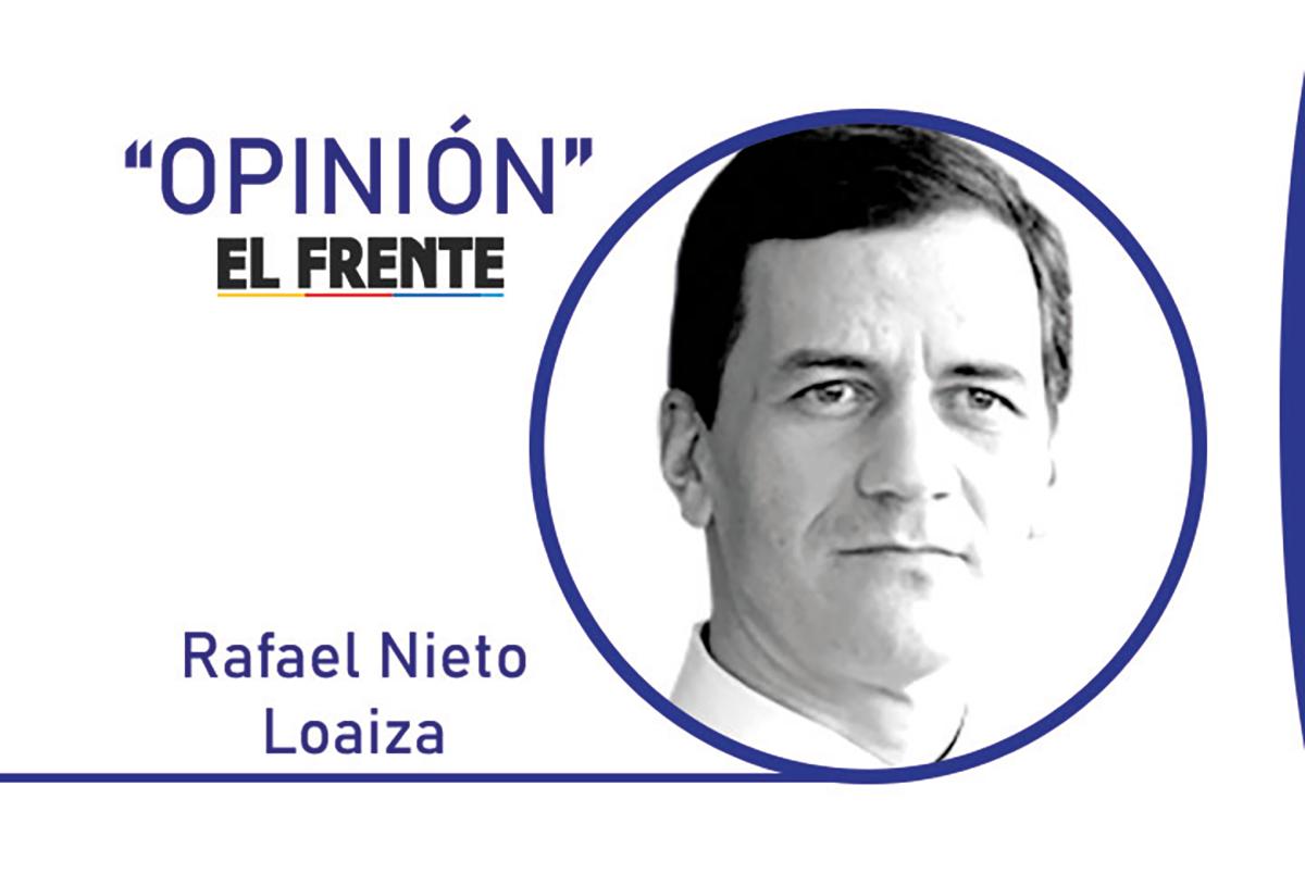 Glifosato Por: Rafael Nieto Loaiza | Columnistas | Opinión | EL FRENTE