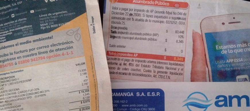 Así puede hacer una reclamación a empresas de servicio públicos   | Bucaramanga | Metro | EL FRENTE