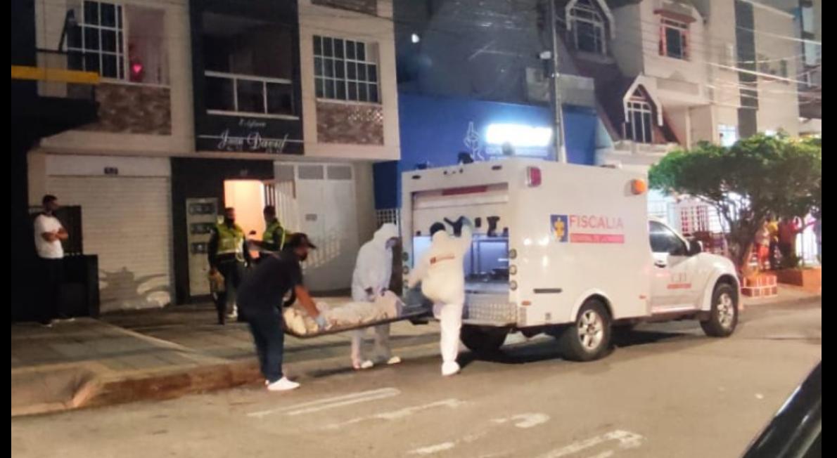 Patrullero acabó con su vida en Bucaramanga  | EL FRENTE