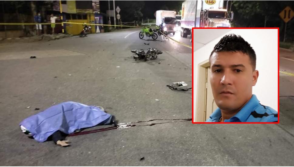 Motociclista fue embestido por un bus intermunicipal    Justicia   EL FRENTE