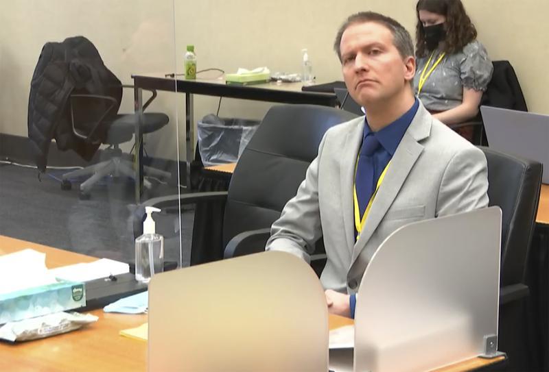 Ex policía Derek Chauvin fue declarado culpable | Noticias | Mundo | EL FRENTE