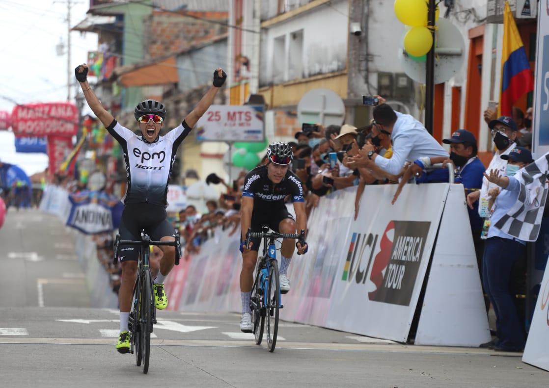 Aldemar Reyes ganador en Belalcázar | Nacional | Deportes | EL FRENTE